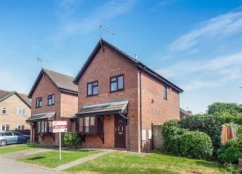 Thumbnail 3 bed link-detached house for sale in Louthe Way, Sawtry, Huntingdon