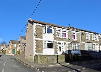 Thumbnail 3 bed end terrace house for sale in Pencerrig Street, Graigwen, Pontypridd