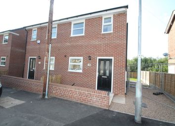 Thumbnail 2 bed semi-detached house for sale in Manor Street, Stoke-On-Trent