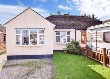 Thumbnail 3 bed semi-detached bungalow for sale in Alicia Close, Wickford, Essex