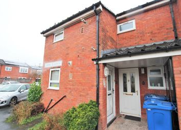 Thumbnail 1 bed flat to rent in New Road, Latchford, Warrington