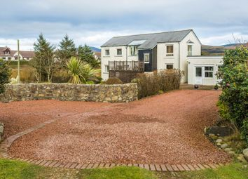 Thumbnail 3 bed detached house for sale in Shore Road, Blackwaterfoot, Isle Of Arran, North Ayrshire