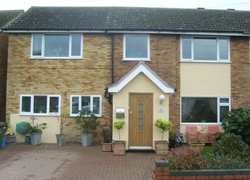 Thumbnail 5 bed semi-detached house for sale in Thieves Lane, Attleborough