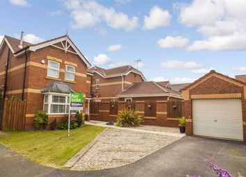 Thumbnail 3 bed detached house for sale in Bradgate Park, Kingswood, Hull