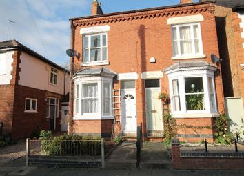 Thumbnail 2 bed semi-detached house for sale in South Knighton Road, South Knighton, Leicester