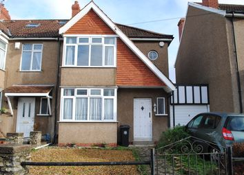 Thumbnail 3 bed semi-detached house to rent in Tennis Road, Knowle, Bristol