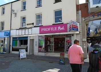 Thumbnail Retail premises to let in Caroline Street, Bridgend