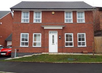 Thumbnail 3 bed detached house for sale in Leighton Drive, St. Helens, Merseyside