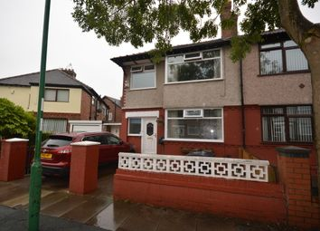 Thumbnail 3 bedroom semi-detached house for sale in Brooklands Avenue, Liverpool