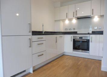 Thumbnail 1 bed flat to rent in Atlas Way, Oakgrove, Milton Keynes