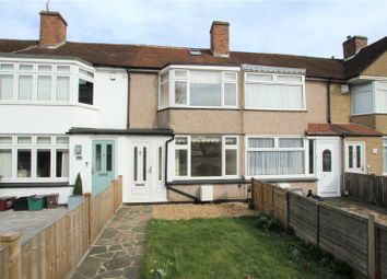 Thumbnail 3 bed terraced house for sale in Harcourt Avenue, Sidcup, Kent