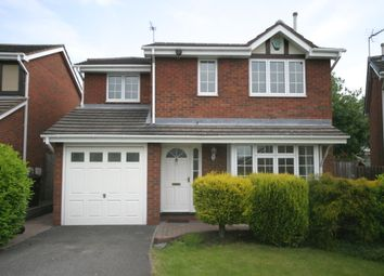Thumbnail 4 bed detached house to rent in Knightsbridge Way, Stretton, Burton-On-Trent