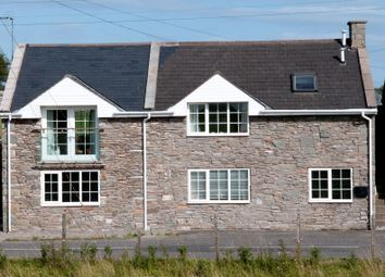 Thumbnail 4 bedroom detached house for sale in Borgue, Kirkcudbright