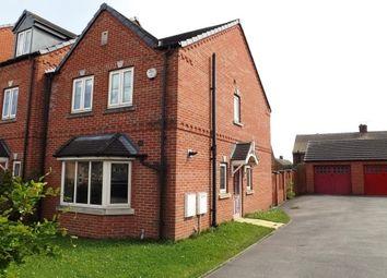 Thumbnail 3 bed property to rent in Sherwood Road, Harworth, Doncaster