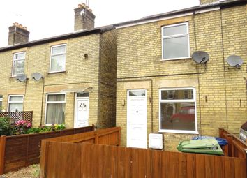 Thumbnail 3 bedroom end terrace house for sale in Upwell Road, March