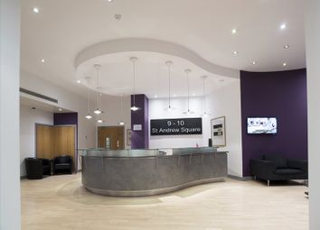 Thumbnail Serviced office to let in 9-10 St Andrews Square, Edinburgh