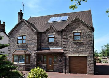 Thumbnail 4 bed detached house for sale in Maltkiln Lane, Elsham, Brigg