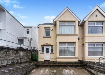Thumbnail 3 bed semi-detached house for sale in Pentregethin Road, Gendros, Swansea