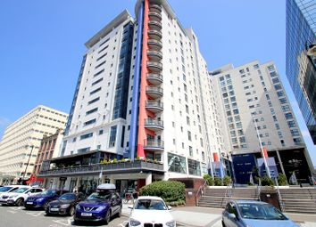 Thumbnail 2 bed flat to rent in Landmark Place, Churchill Way, Cardiff.