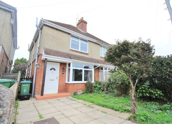 Thumbnail 3 bedroom semi-detached house for sale in Ashby Road, Southampton, Hampshire