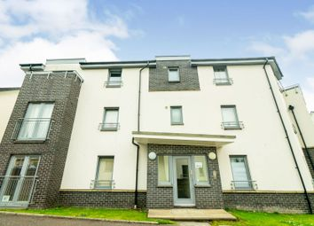 Thumbnail 2 bed flat for sale in 4 Crookston Court, Larbert