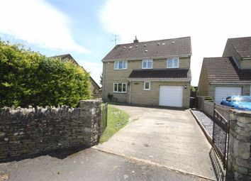 Thumbnail 4 bed detached house for sale in Luckington Road, Acton Turville, Avon