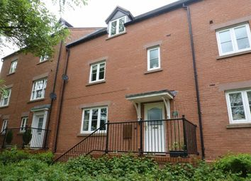Thumbnail 4 bed town house for sale in Hall Yard, Tean, Stoke-On-Trent