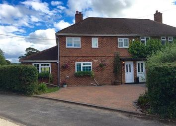 Thumbnail 3 bed semi-detached house for sale in Fillongley Road, Maxstoke, Coleshill, Birmingham