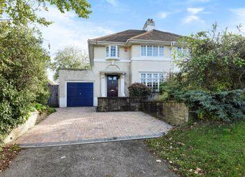 Thumbnail Semi-detached house for sale in Egham Hill, Egham