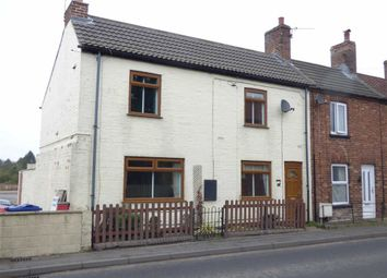 Thumbnail 3 bed property for sale in Nags Head Row, Middle Rasen, Lincolnshire