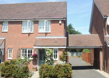 Thumbnail 2 bed property to rent in Rawlings Crescent, Highwoods, Colchester