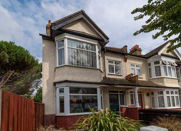Thumbnail 3 bedroom end terrace house for sale in Blackhorse Lane, Croydon