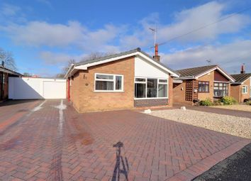 Thumbnail 2 bed detached bungalow for sale in St Matthews Drive, Derrington, Stafford