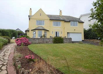 Thumbnail 4 bed detached house to rent in Barnfield Road, Livermead, Torquay, Devon