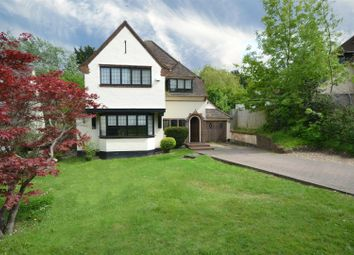 Thumbnail 4 bed detached house for sale in Oakleigh Avenue, Oakleigh Park, London