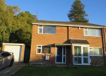 Thumbnail 3 bed property to rent in Spicer Place, Bilton, Rugby