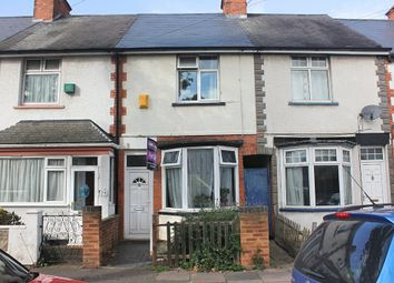 Thumbnail 3 bed terraced house for sale in Essex Road, Leicester