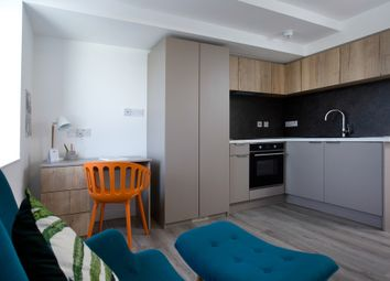 Thumbnail Studio to rent in Livehere Apartments, St James Street, Newcastle Upon Tyne