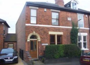 Thumbnail 3 bed end terrace house to rent in Otter Street, Derby