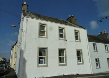 Thumbnail End terrace house for sale in Cowgate, Garlieston, Newton Stewart, Dumfries And Galloway