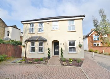 Thumbnail 4 bed detached house for sale in High Road, Bushey Heath, Bushey