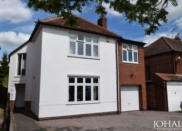 Thumbnail 4 bed detached house to rent in Hilders Road, Leicester