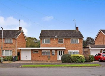 Thumbnail 4 bed detached house to rent in Abbots Way, Wellingborough