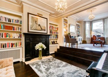 Thumbnail 6 bed property to rent in The Crescent, Barnes, London