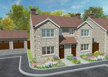 Thumbnail 3 bed semi-detached house for sale in Tadley Meadow Critch Hill, Frome