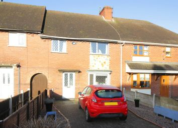 Thumbnail 3 bed terraced house for sale in Burnthill Lane, Rugeley, Staffordshire