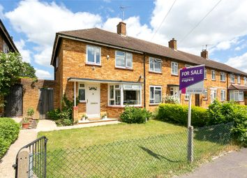 Thumbnail 2 bed end terrace house for sale in Coates Way, Watford, Hertfordshire