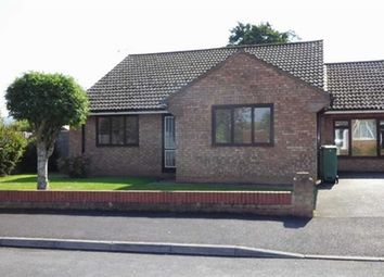 Thumbnail 3 bed bungalow to rent in Brook Road, Williton, Taunton