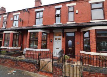 3 bed terraced house for sale in Alexandra Street, Warrington WA1