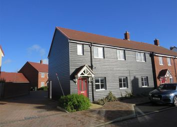 Thumbnail 2 bed flat to rent in Hadleigh Street, Kingsnorth, Ashford